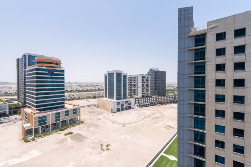 Studio Apartment For Rent in  Sol Bay,  Business Bay   8