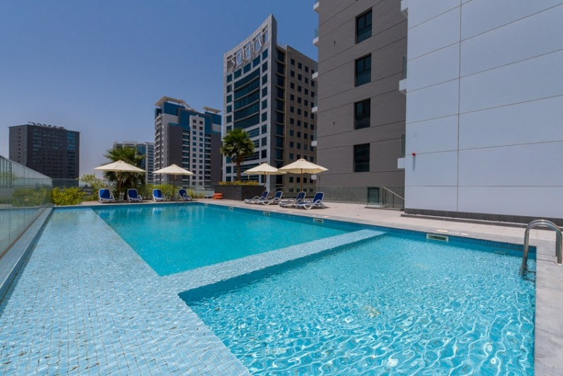 Studio Apartment For Rent in  Sol Bay,  Business Bay   0