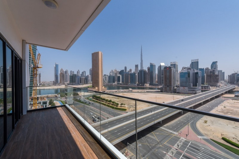 1 Bedroom Apartment For Rent in  Sol Bay,  Business Bay   7