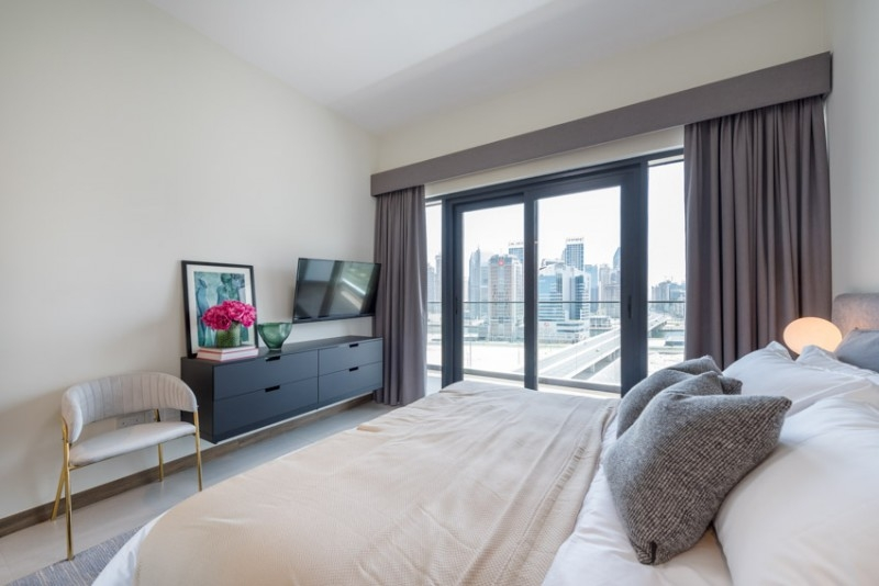 1 Bedroom Apartment For Rent in  Sol Bay,  Business Bay   9