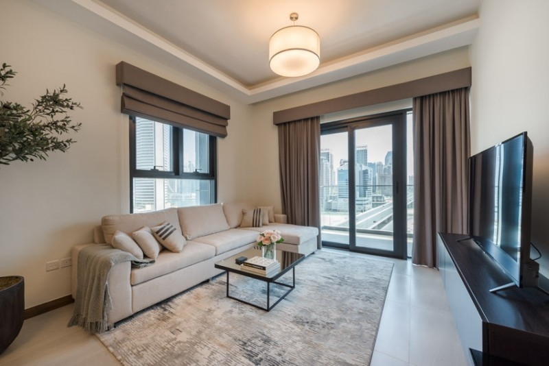 1 Bedroom Apartment For Rent in  Sol Bay,  Business Bay   2