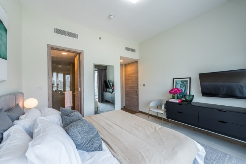 1 Bedroom Apartment For Rent in  Sol Bay,  Business Bay   10