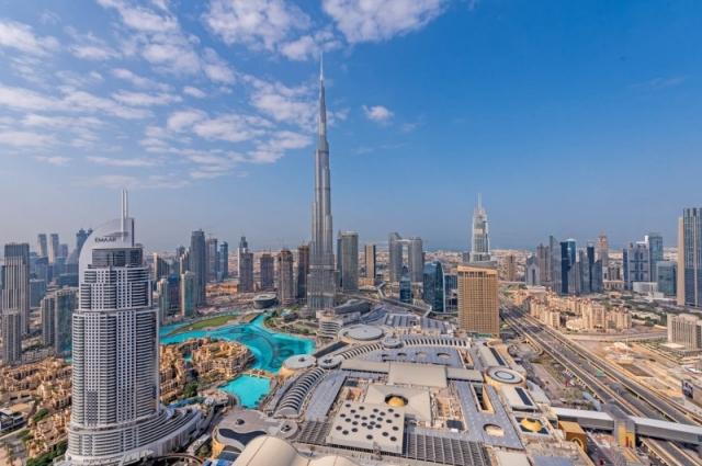 The Address Residence Fountain Views 1, Downtown Dubai