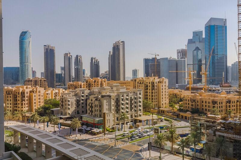 1 Bedroom Apartment For Rent in  Boulevard Central Tower 2,  Downtown Dubai | 0