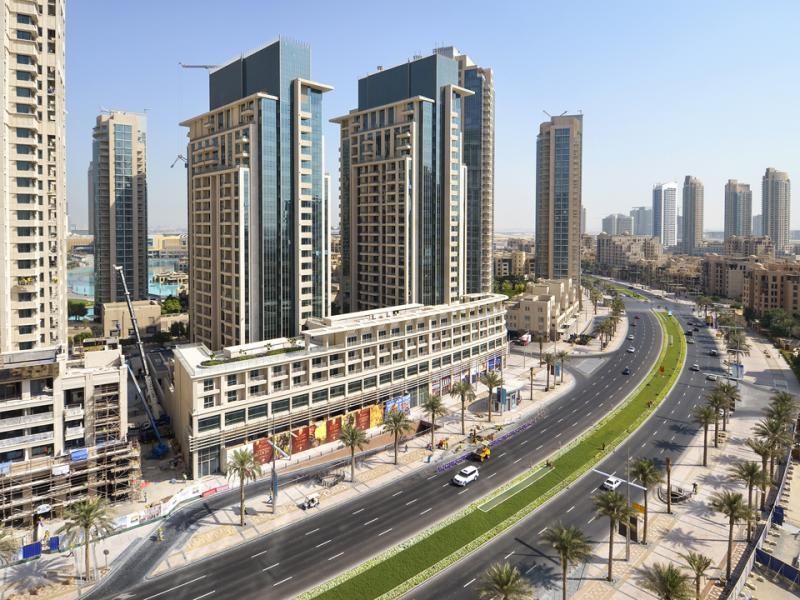 1 Bedroom Apartment For Rent in  Boulevard Central Tower 2,  Downtown Dubai | 10