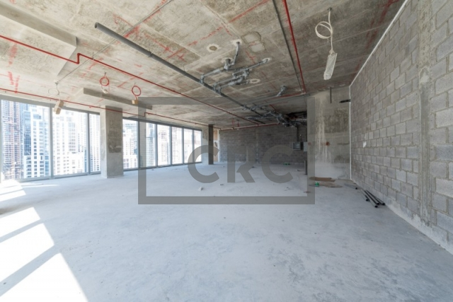 2,427 sq.ft. Office in Business Bay, The Opus for AED 4,248,090