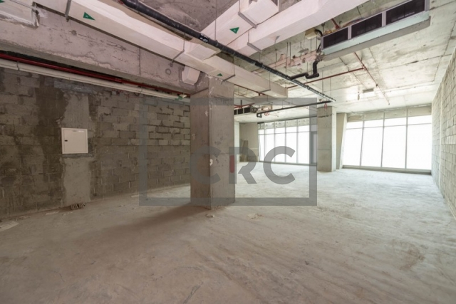 office for rent in business bay, iris bay | 1