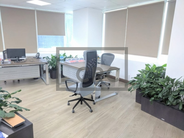 furnished office for sale in jumeirah lake towers, hds business centre | 22