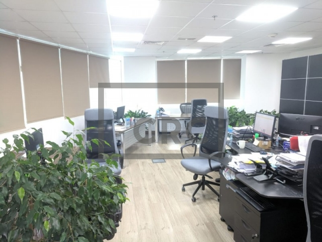 furnished office for sale in jumeirah lake towers, hds business centre | 26