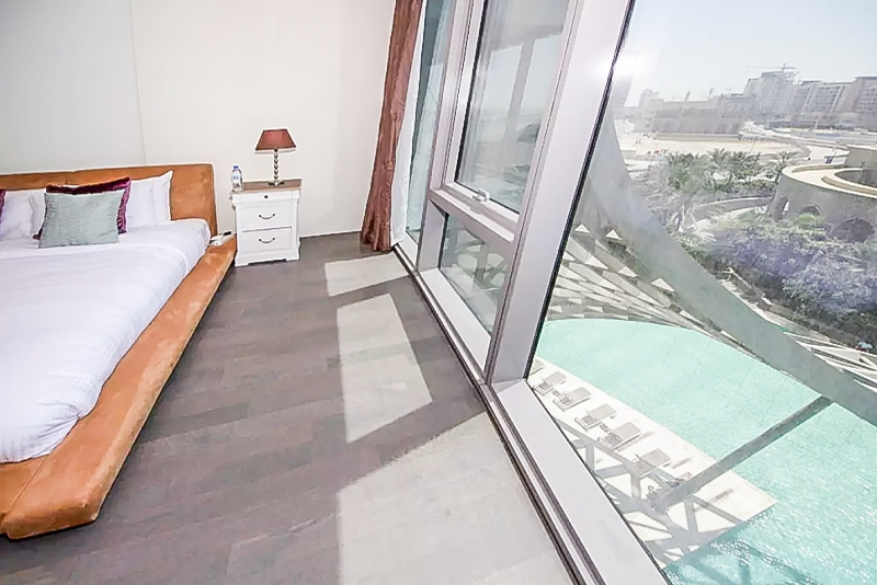 1 Bedroom Apartment For Rent in  D1 Tower,  Culture Village   5