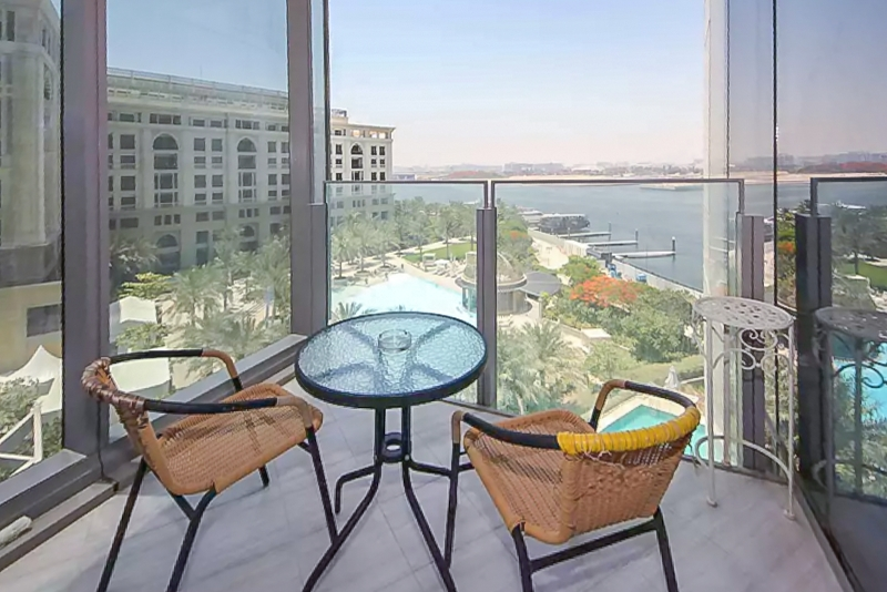 1 Bedroom Apartment For Rent in  D1 Tower,  Culture Village   0