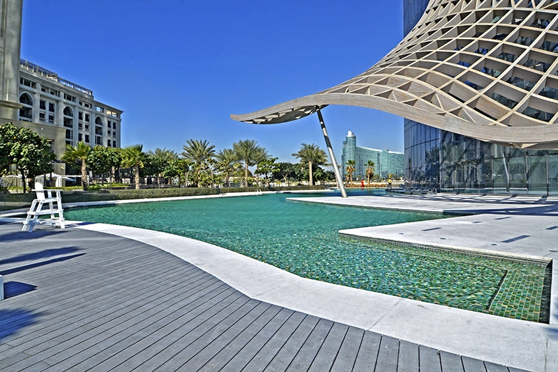 1 Bedroom Apartment For Rent in  D1 Tower,  Culture Village   11
