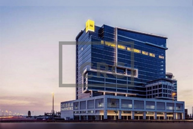 office for sale in business bay, sobha sapphire | 12