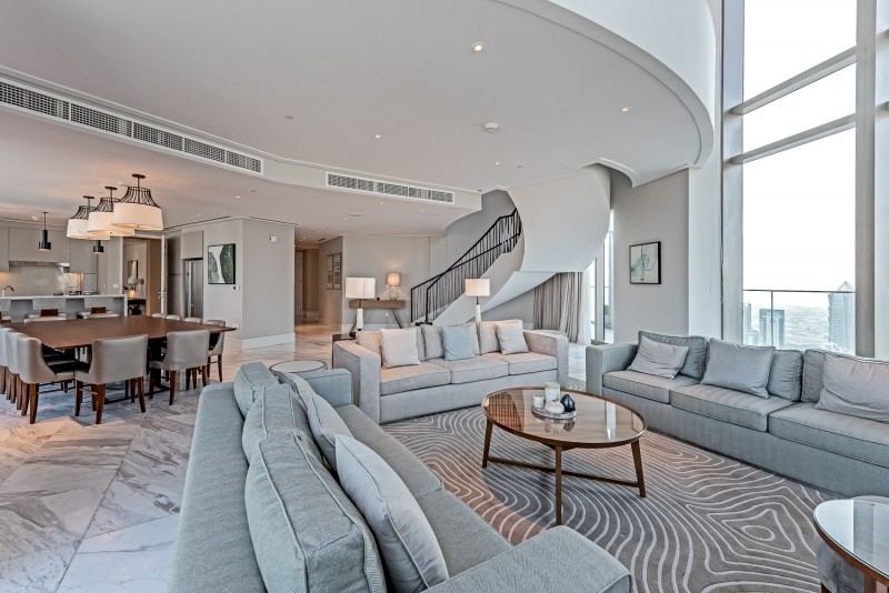 5 Bedroom Penthouse For Sale in  Vida Residence Downtown,  Downtown Dubai | 2