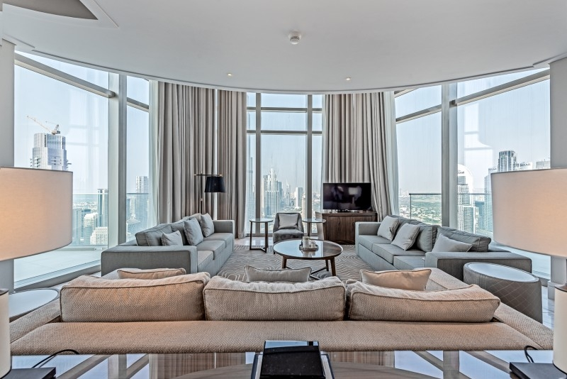 5 Bedroom Penthouse For Sale in  Vida Residence Downtown,  Downtown Dubai | 0