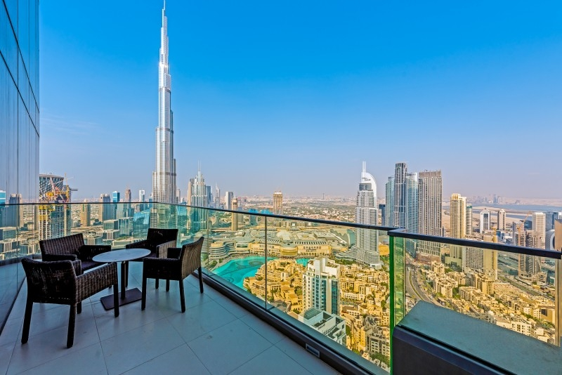 5 Bedroom Penthouse For Sale in  Vida Residence Downtown,  Downtown Dubai | 14