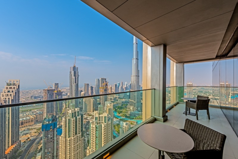5 Bedroom Penthouse For Sale in  Vida Residence Downtown,  Downtown Dubai | 11