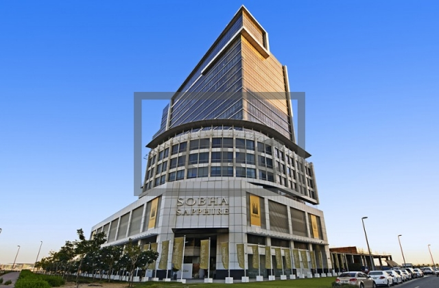office for rent in business bay, sobha sapphire | 8