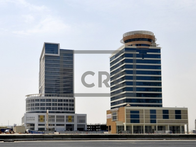 office for rent in business bay, sobha sapphire | 9