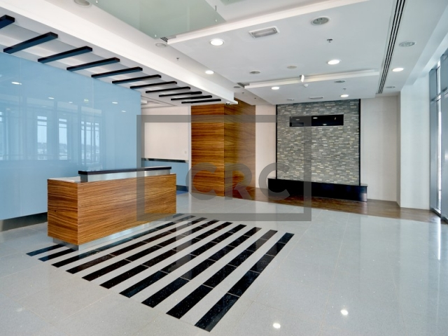 office for rent in business bay, sobha sapphire | 10