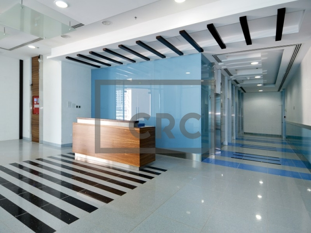 office for rent in business bay, sobha sapphire | 13