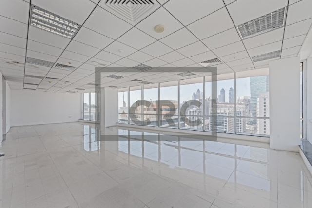office for rent in business bay, sobha sapphire | 1
