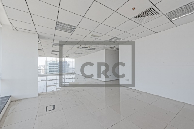 office for rent in business bay, sobha sapphire | 3