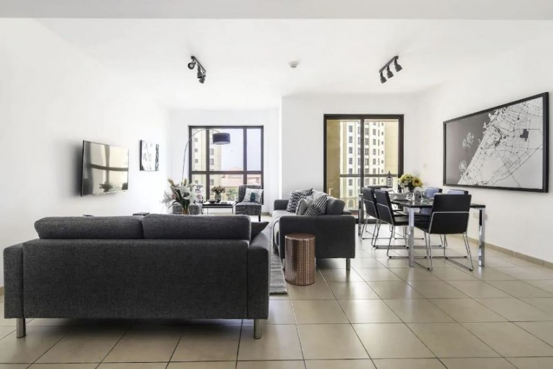 3 Bedroom Apartment For Rent in  Murjan 6,  Jumeirah Beach Residence | 6