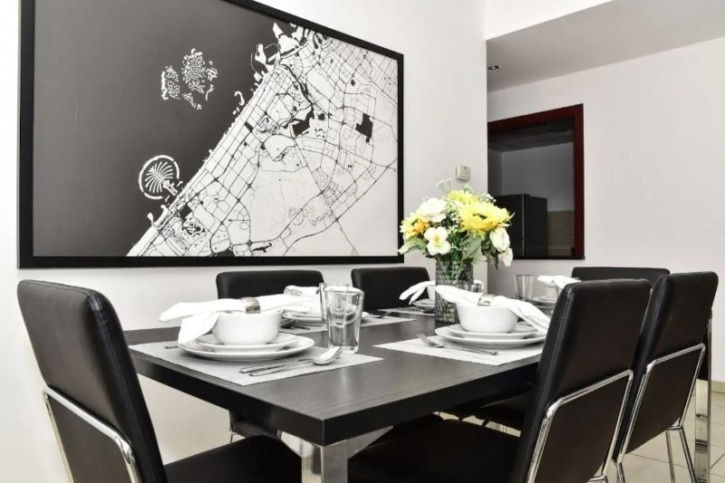3 Bedroom Apartment For Rent in  Murjan 6,  Jumeirah Beach Residence | 5