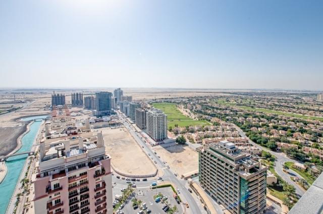 The Matrix, Dubai Sports City