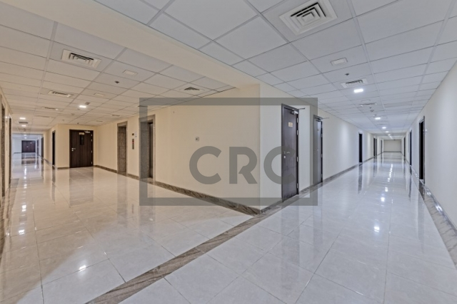 semi-furnished office for sale in dubai investment park, schon business park | 10