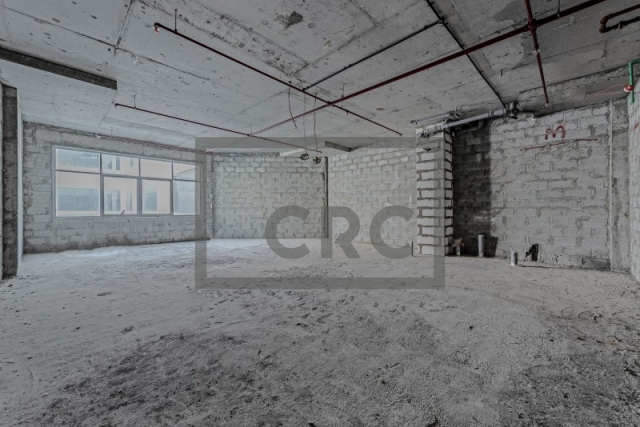 semi-furnished office for sale in dubai investment park, schon business park | 2