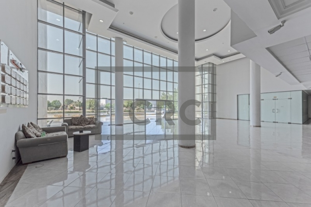 semi-furnished office for sale in dubai investment park, schon business park | 6