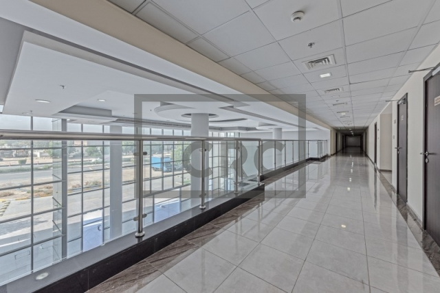 semi-furnished office for sale in dubai investment park, schon business park | 8