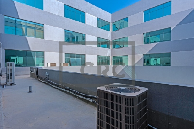 semi-furnished office for sale in dubai investment park, schon business park | 3