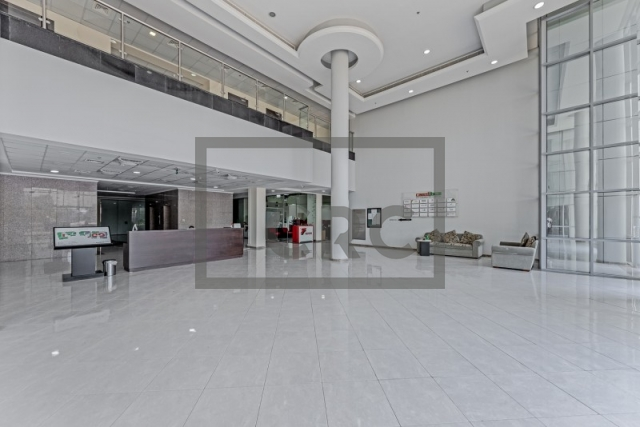 semi-furnished office for sale in dubai investment park, schon business park | 9