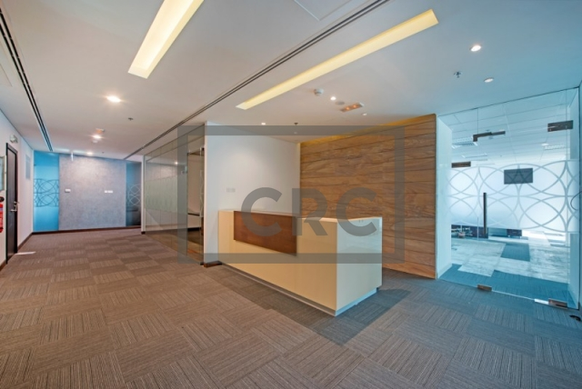 3,303 sq.ft. Office in Business Bay, Bay Square Building 1 for AED 4,129,163