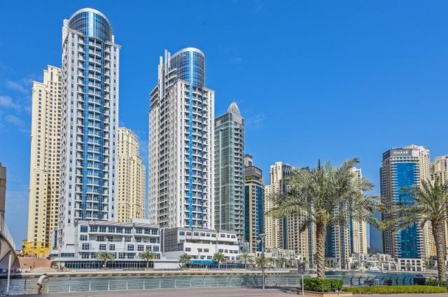 Marina Wharf 1, Dubai Marina