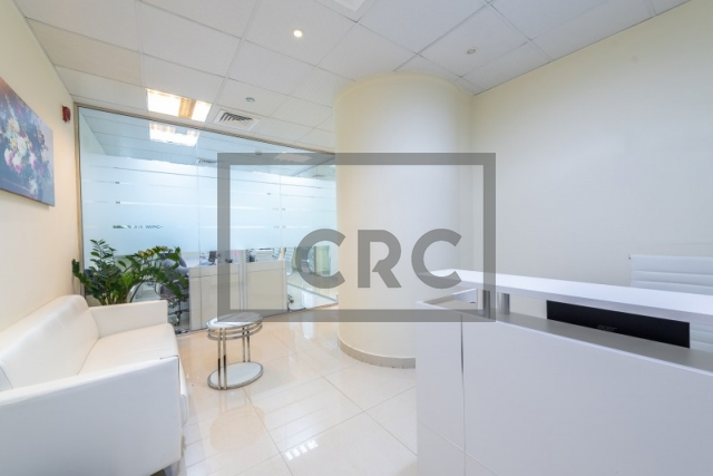 office for sale in business bay, the prism | 2