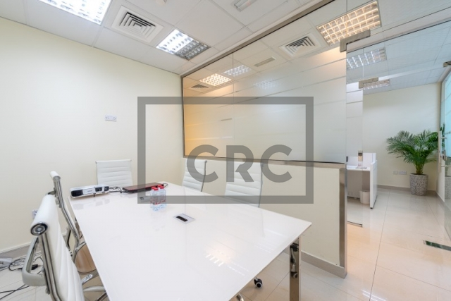 office for sale in business bay, the prism | 4