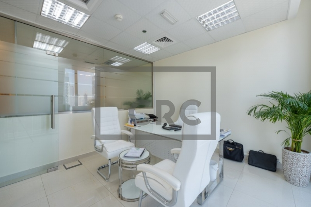 office for sale in business bay, the prism | 1