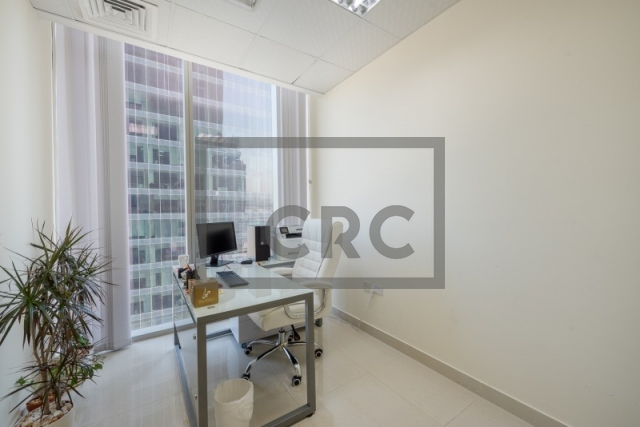 office for sale in business bay, the prism | 7
