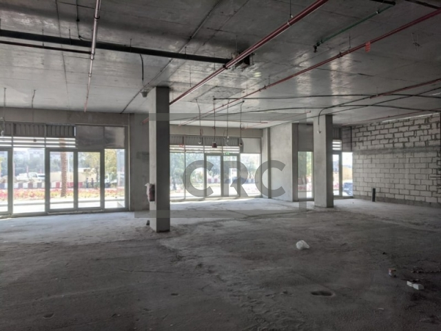 2,260 sq.ft. Retail in Motor City, Rabdan Building for AED 316,400