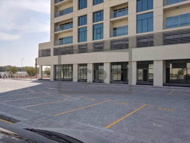 1,657 sq.ft. Retail in Motor City, Rabdan Building for AED 231,985
