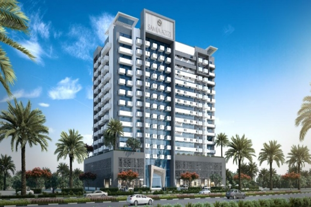 Azizi Shaista Serviced Apartments, Al Furjan
