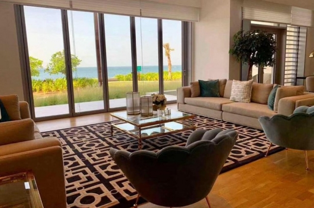 Bluewaters Residences(Op), Bluewaters Island