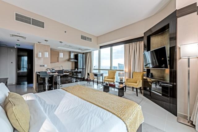 Gevora Hotel, Sheikh Zayed Road