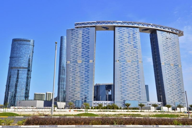 The Gate Tower 3, Al Reem Island