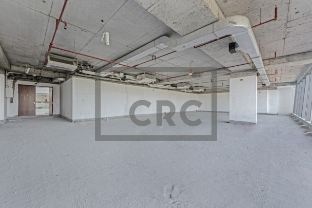 office for rent in oud metha, lamcy plaza | 2