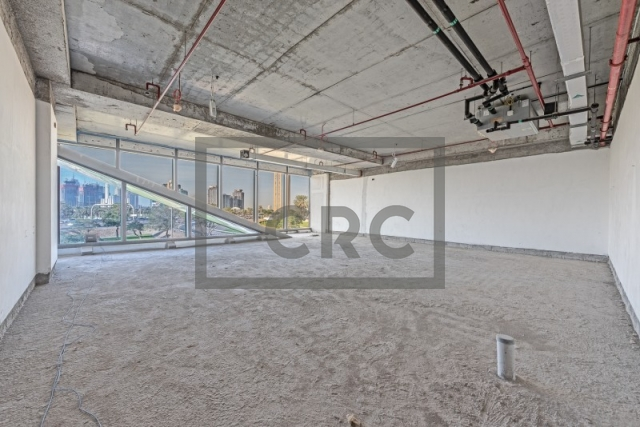 1,435 sq.ft. Office in Oud Metha, Lamcy Plaza for AED 93,725